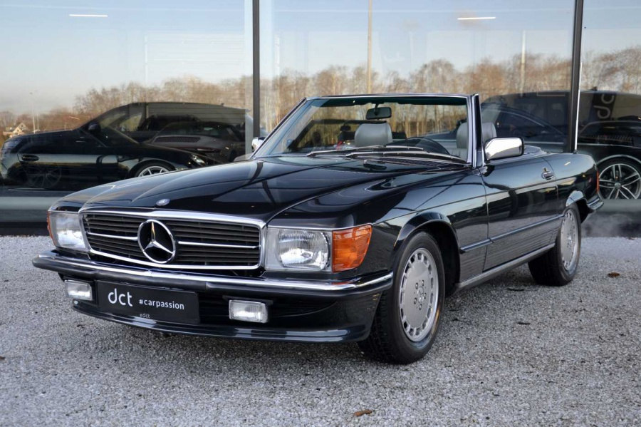 Mercedes-Benz SL 420